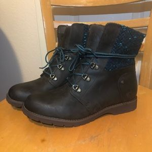 The Both Face boots. Size 7.5.